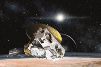 Visit to Pluto