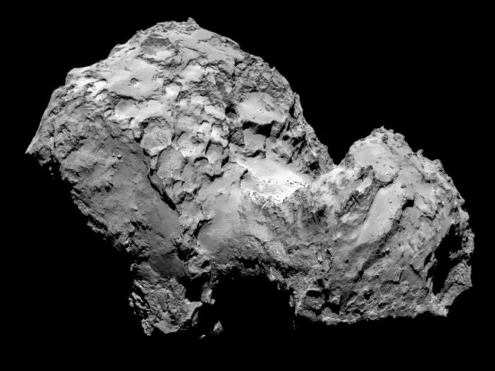 12 Months with 67P