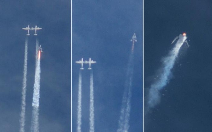 Report on Virgin Galactic Disaster Released