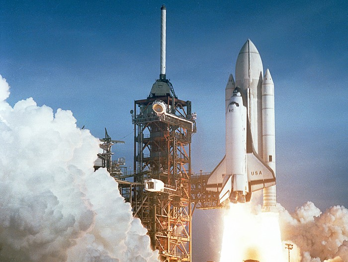Space Shuttle Anniversary