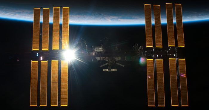 Take a Virtual Tour of the ISS with Tim Peake
