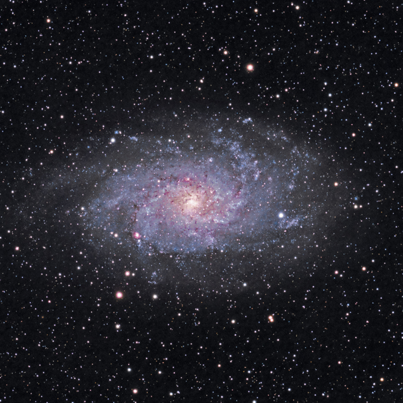 I want to see nebulae and galaxies