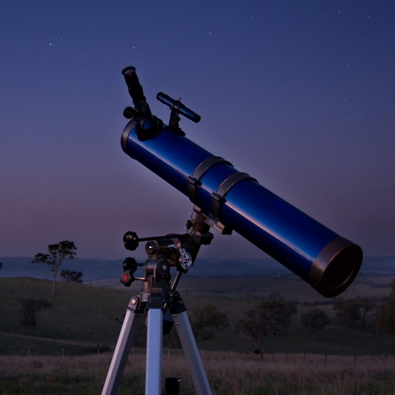 Does the telescope mount matter?