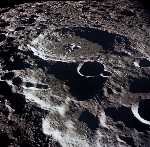 I want to see craters on the Moon and the planets