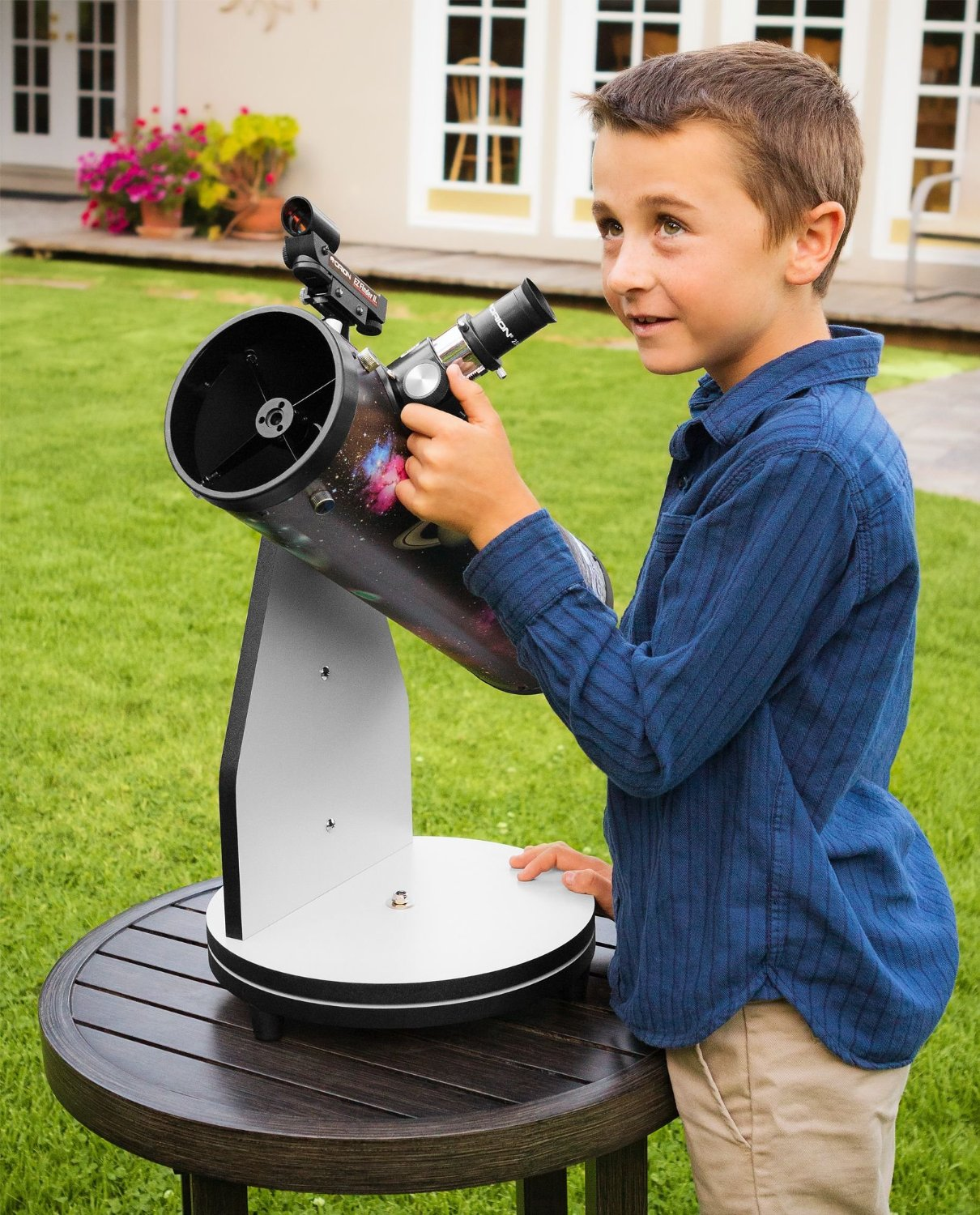 I want to buy a first telescope for a child