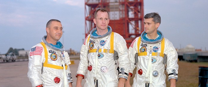 Apollo 1 Fire 50 Years On