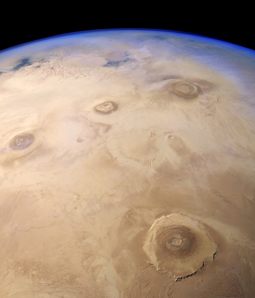 How do we know Nakhla is from Mars?