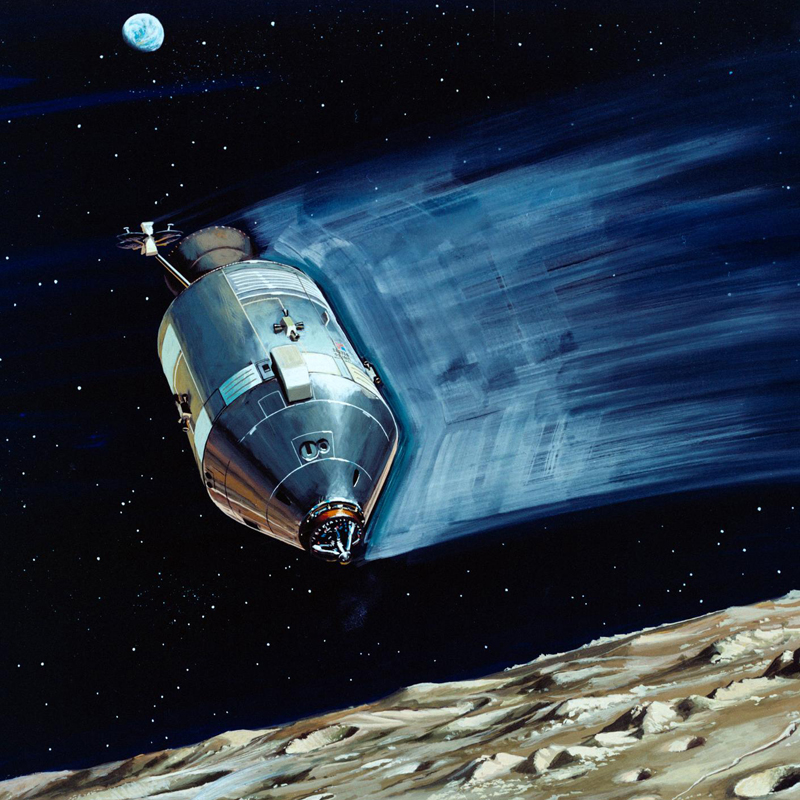 Square Peg, Round Hole – The Story of Apollo 13 - The
