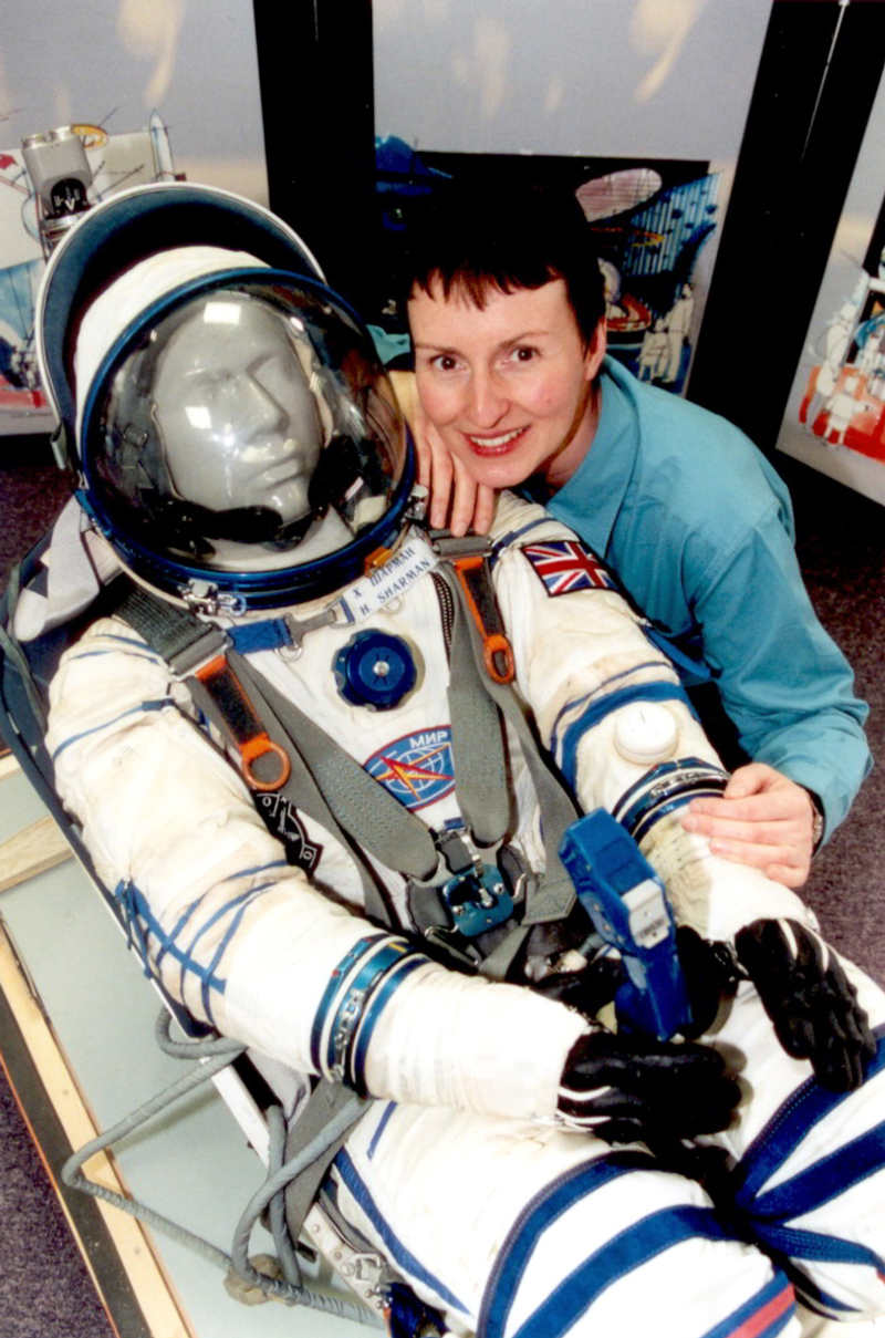 who was the first british astronaut in space - photo #12