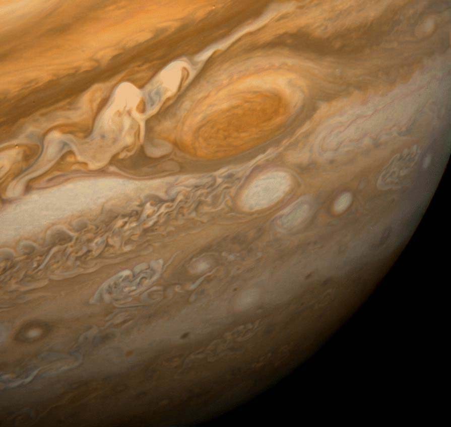 What is the Great Red Spot?