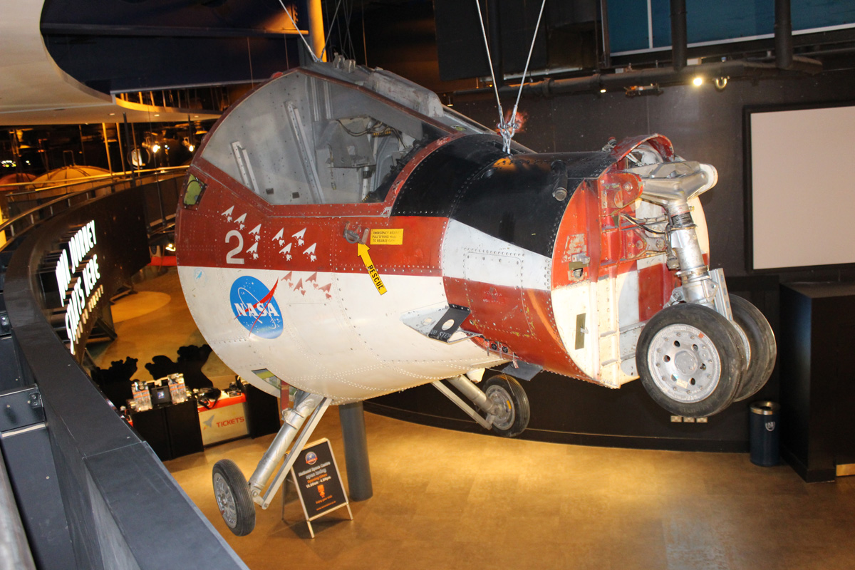 1. What's your favourite object in the National Space Centre collection and why?