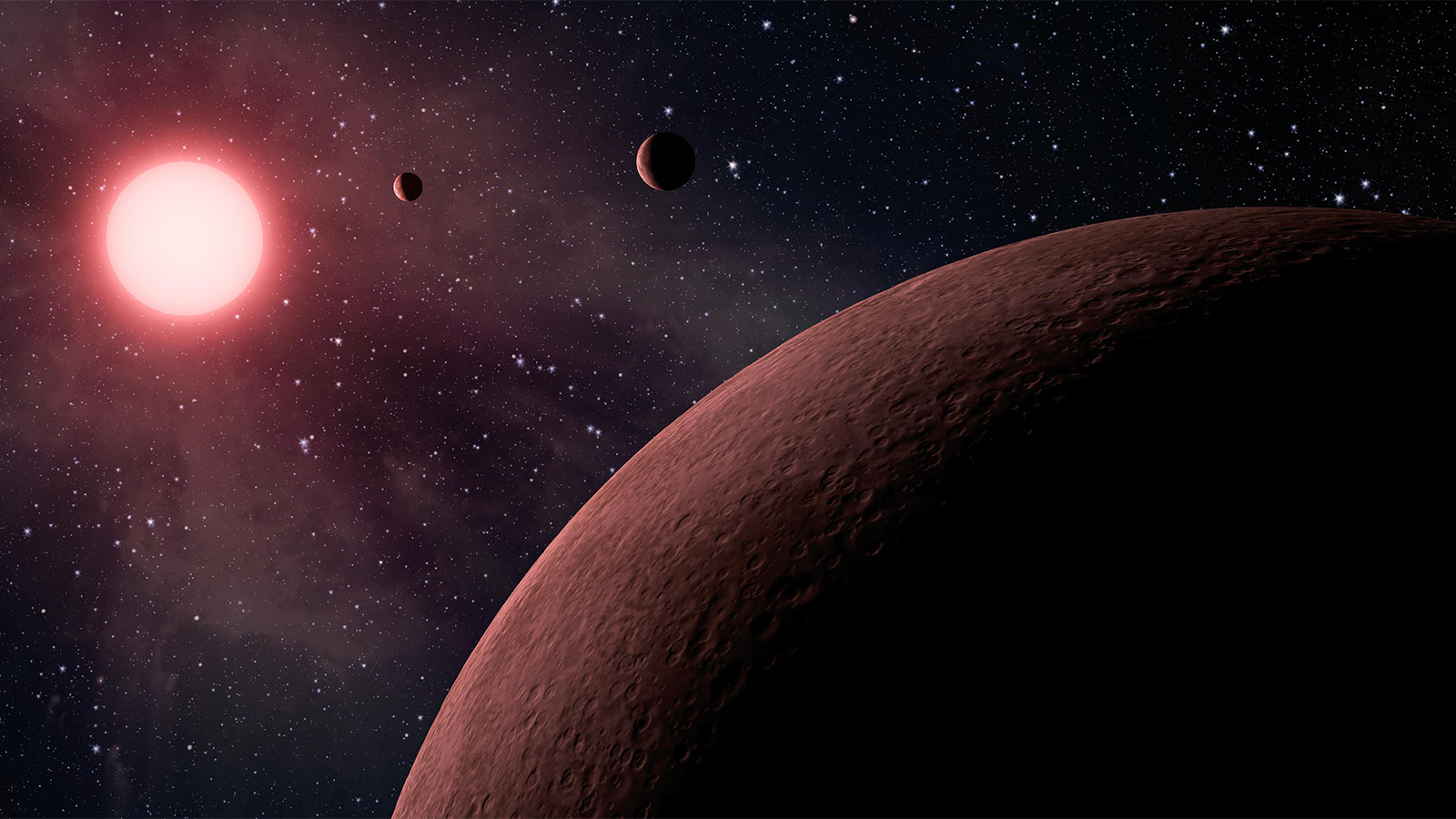 Exoplanets and signatures for life