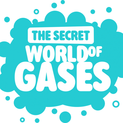 Secret World of Gases Logo