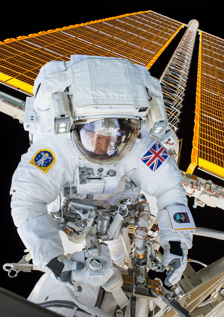 Will the UK be launching astronauts?