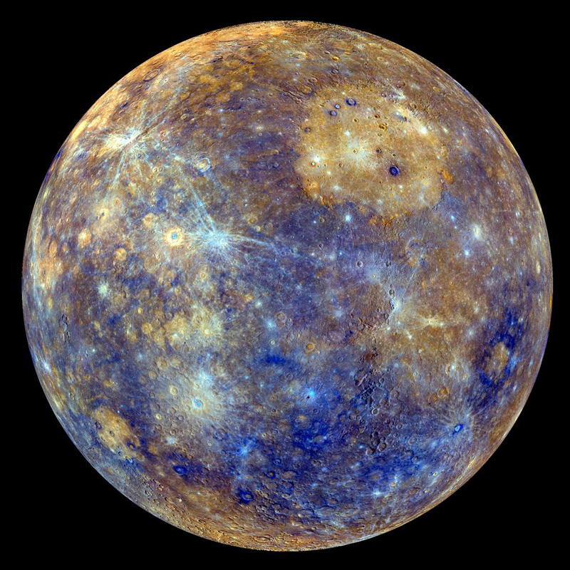 Mysterious Mercury