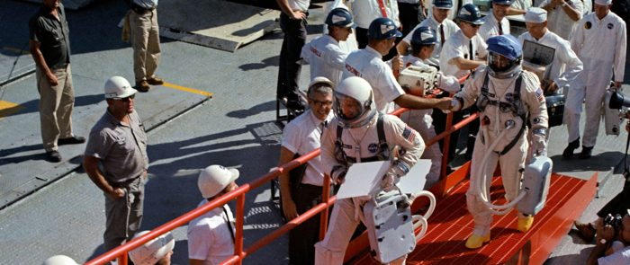 Apollo 7 and the Importance of Guenter Wendt
