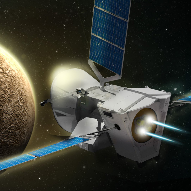 BepiColombo sets off for Mercury