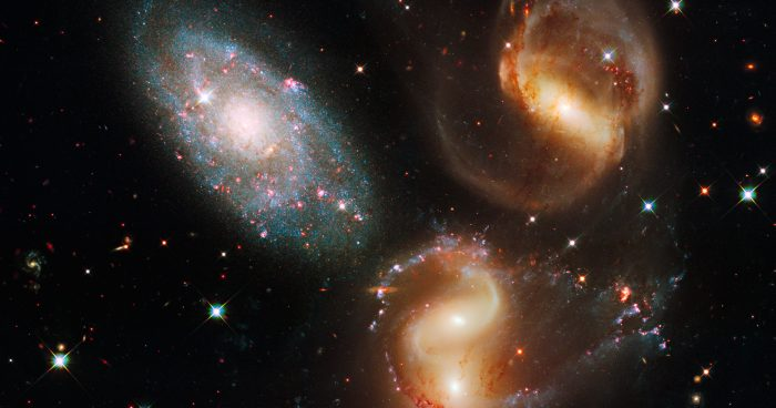 The Hitchhiker's Guide to Galaxies