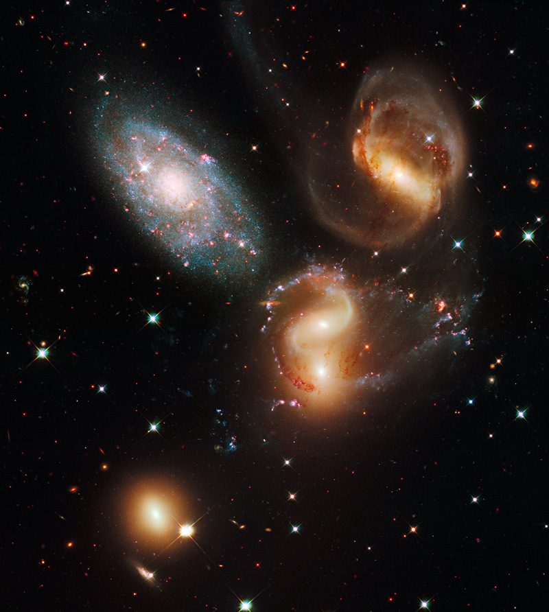A Zoo of Galaxies