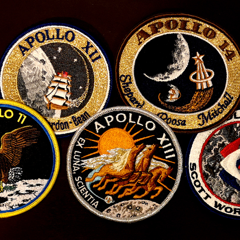 Apollo Mission Patches - The National Space Centre - The ...