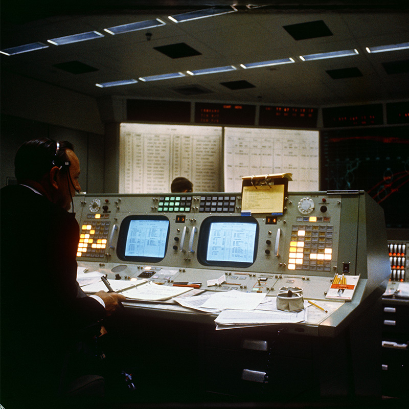 Chris-Kraft-in-Mission-Control-Gemini-7-Credit-NASA-Thumbnail