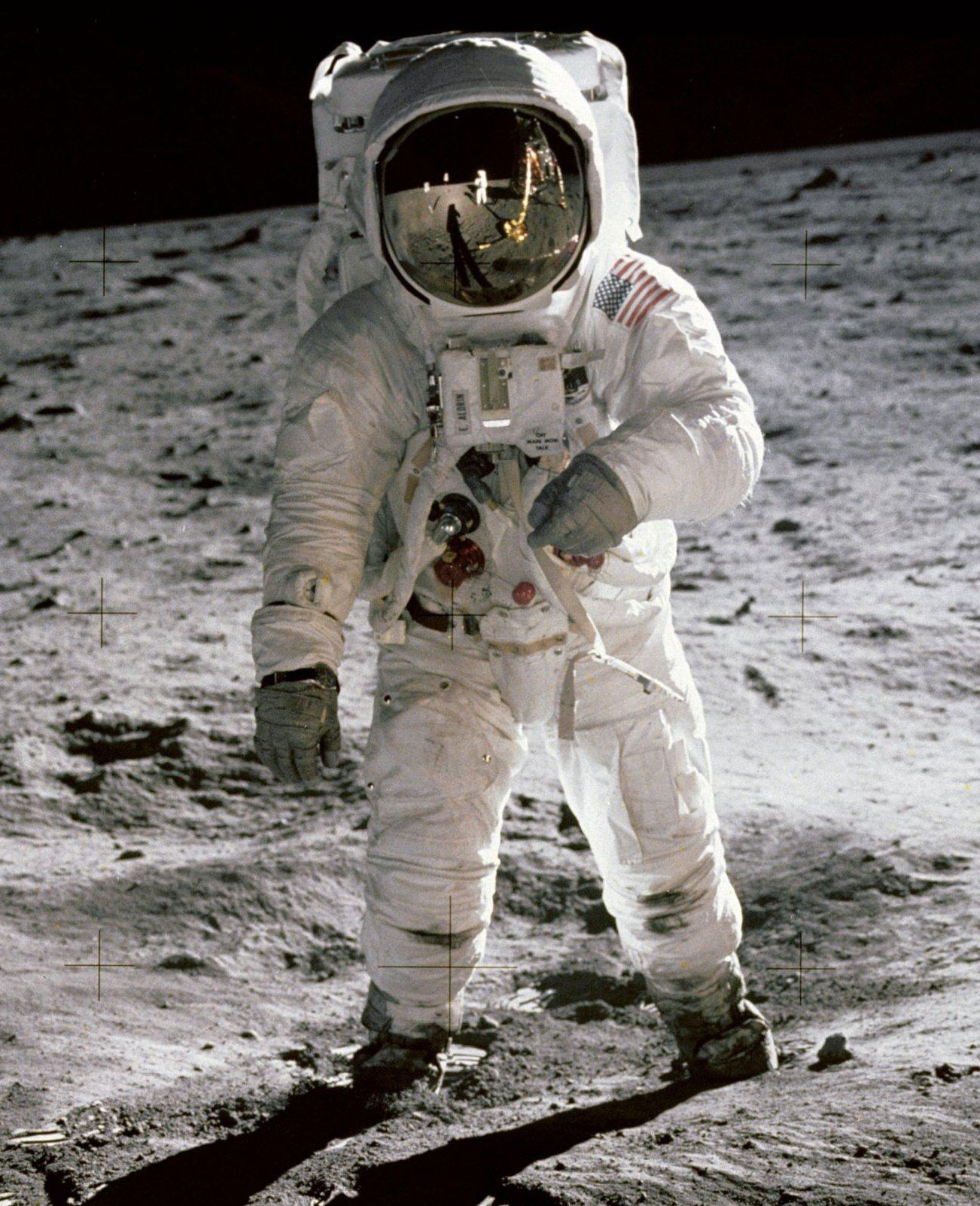 If radiation is so bad, how did the Apollo astronauts survive?