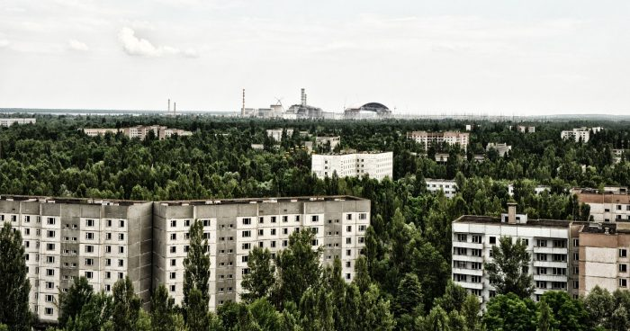 The Moon Rovers That Helped Clean Up Chernobyl