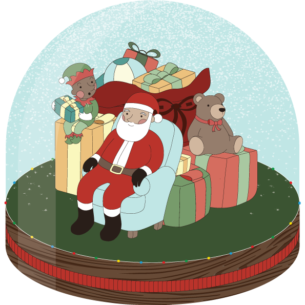 Which Organization Tracks Santas Flight On Christmas Eve.Small Space Santa Special The National Space Centre The