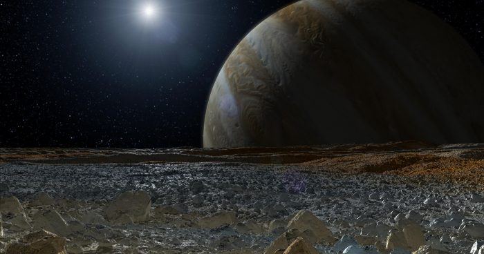 Is there alien life in our Solar System?
