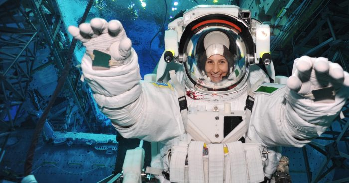 How do you become a European astronaut?