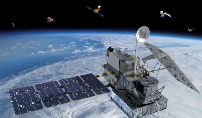 Monitoring the Earth from Space