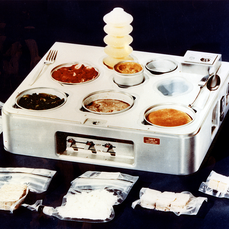 Skylab food credit NASA