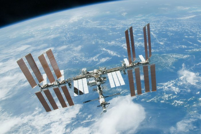 Major Movie to Film on the ISS