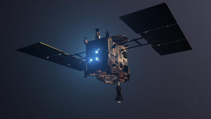 Leicester Involved in Asteroid Mission