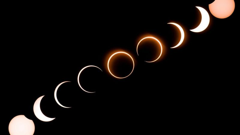 What is a Partial Solar Eclipse?