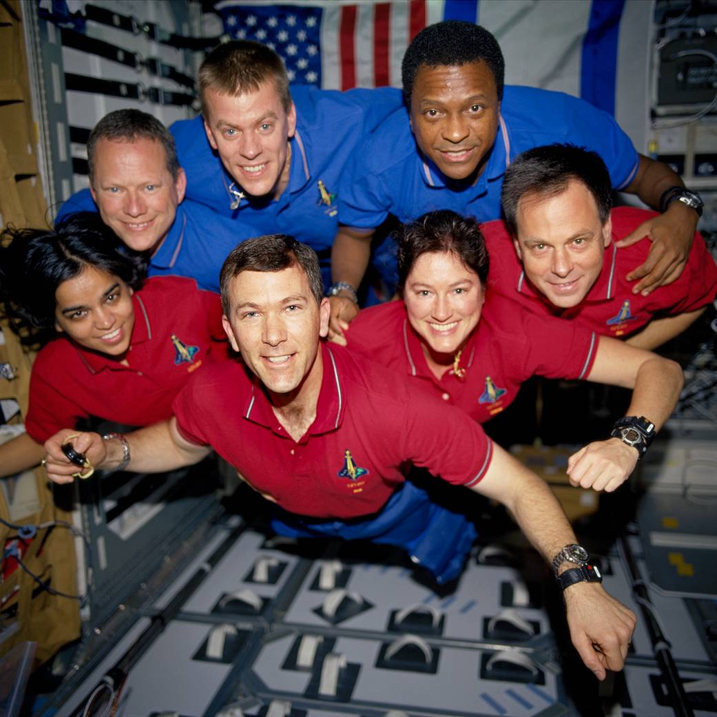 Space Shuttle Missions