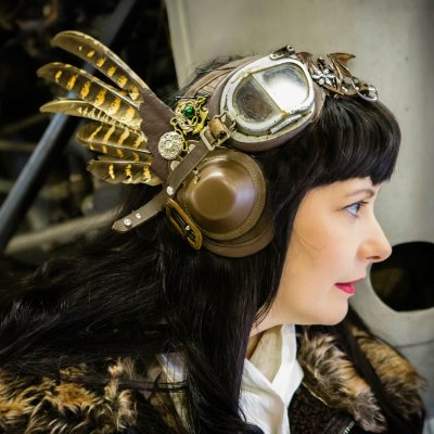 Steampunks in Space