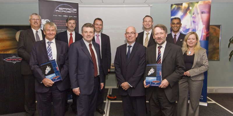 Space Academy Launched (East Midlands)